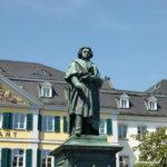 旧西ドイツ首都のボンが小さな街である理由